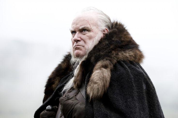 Rodrik Cassel - Castelão de Winterfell.