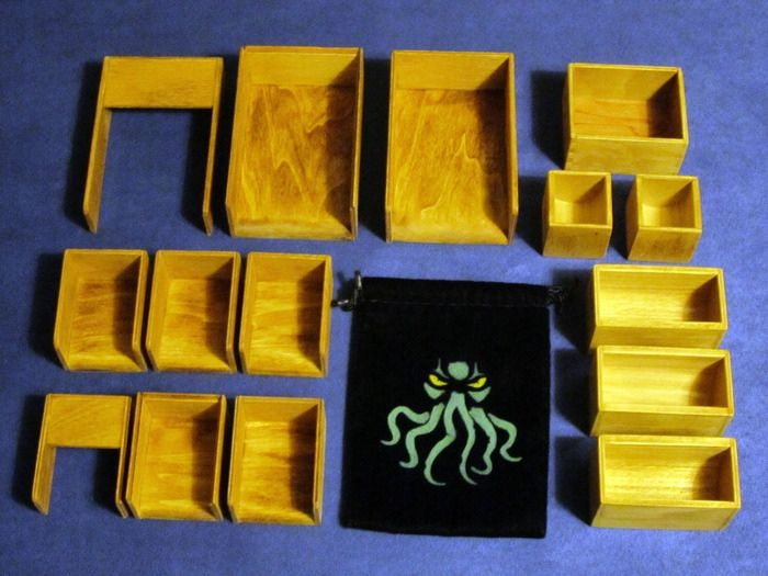 17 best images about board game storage on pinterest for Board game storage solutions