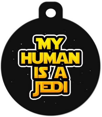 12 awesome and cheap dog tags. Some are for cats too :) #tags #dog #starwars