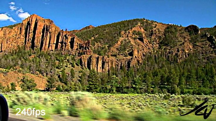 East Yellowstone Exit Interstate 20 to Cody Wyoming