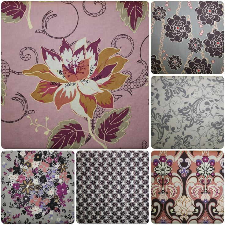 Rock n Romance range of fabrics by Art Gallery Fabrics