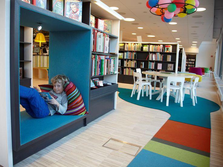 Fraster filt -  Vallentuna bibliotek