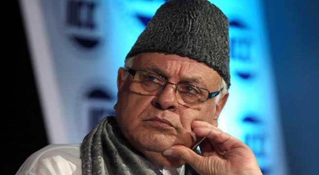 """Jammu: Opposition National Conference (NC) president Farooq Abdullah today apologised to the people of the country for the attack on Amarnath yatris, saying those """"who fired upon innocents were not Muslims"""". """"On my behalf and on the behalf of the people here, I want to apologies to you for this..."""