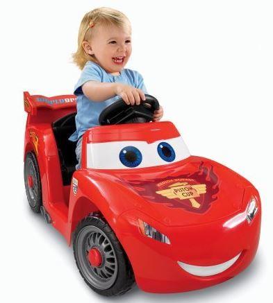 Walmart:+Fisher-Price+Power+Wheels+Disney+Pixar+Cars+Lil'+Lightning+McQueen+Only+$97+(reg+$149)+Shipped!