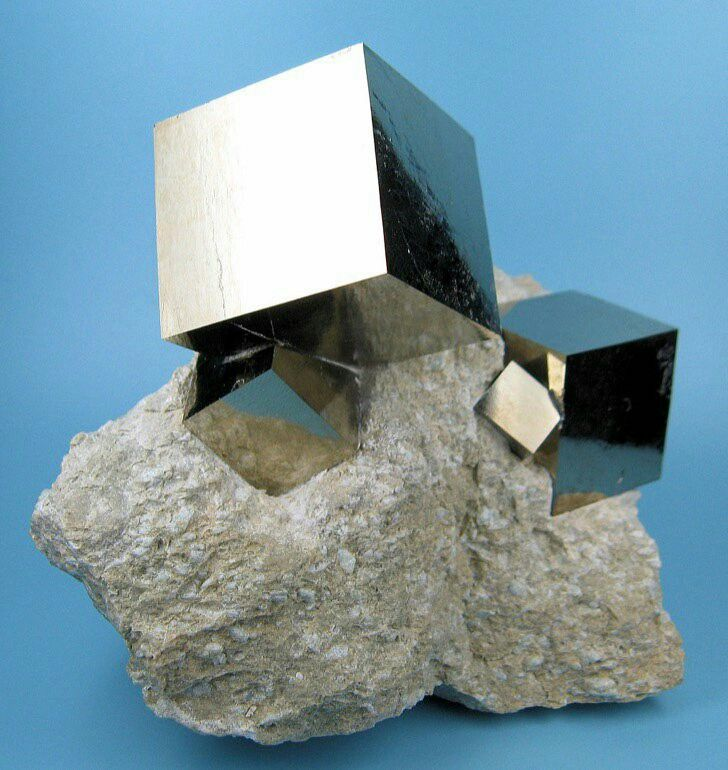 Mineral Cubed
