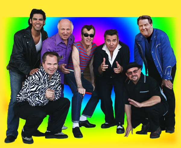 SHA NA NA=== my dad and i watched this all the time! Loved it !!! Good night sweet heart , its time to goooo