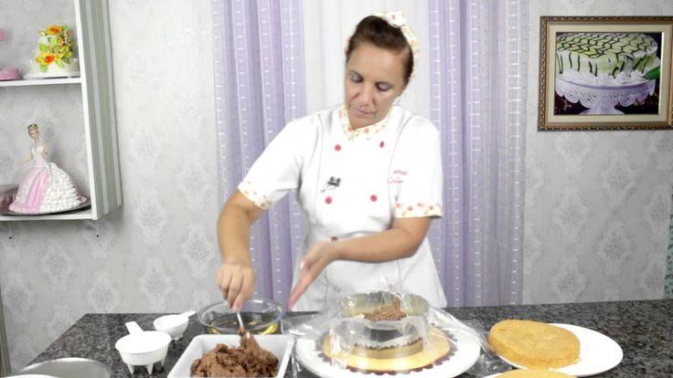 Prensagem e Nivelamento de bolos parte 1