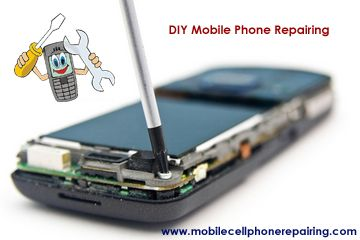 DIY (Do it Yourself) Guide to Repair Mobile Phone at Home