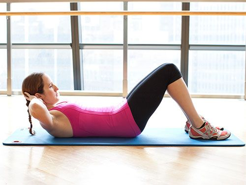 Ineffective Exercises You Should Skip / Dangerous Exercises You Should Never Do - And the Good Ones to Replace Them! - Good Housekeeping