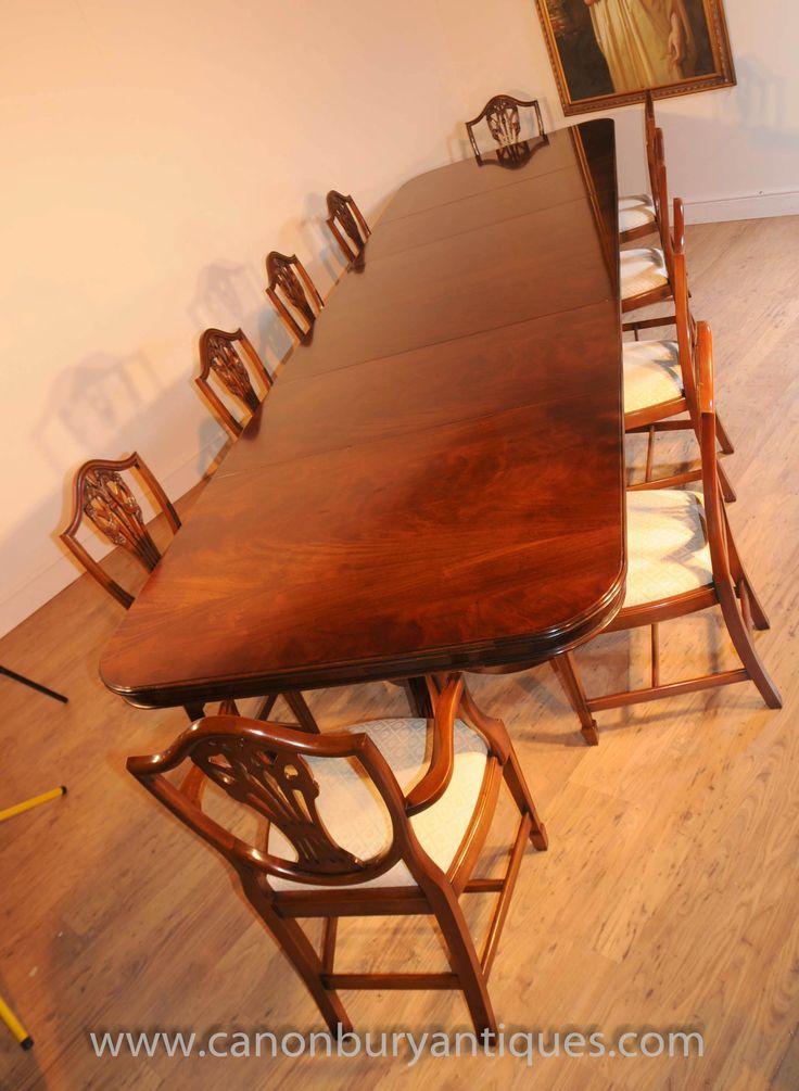 75 best Regency Dining Tables images on Pinterest Regency