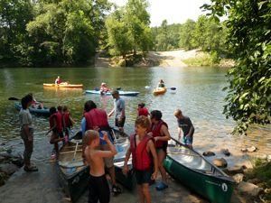 Saluda Shoals Park would be great for biking, tubing or kayaking. | Lexington, SC