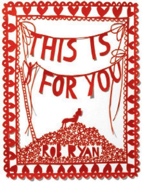 by Rob Ryan My mothers day present!