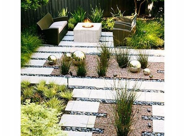 11 Best Images About Contemporary | Modern Garden Design Ideas On