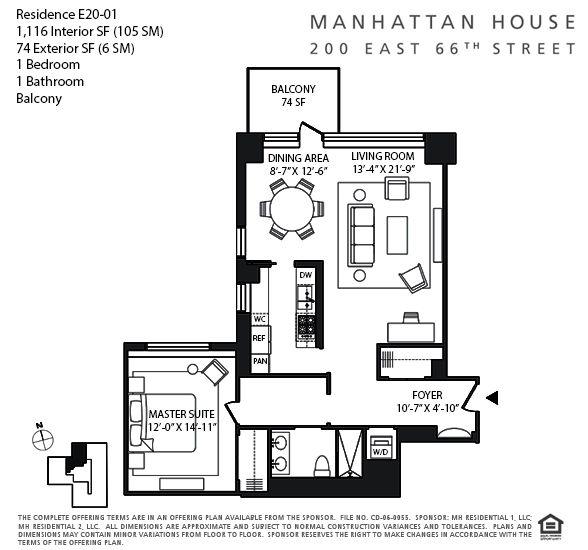 270 best apartment floorplans images on pinterest for Apartment marketing plans
