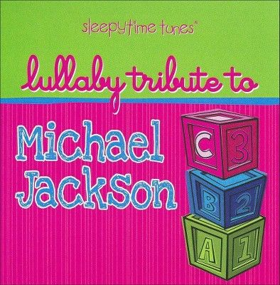 Lullaby Tribute to Michael Jackson & Various - Lullaby Tribute to Michael Jackson / Various (CD)