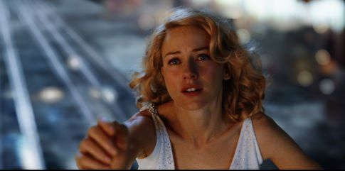 "Ann Darrow (Naomi Watts): [as the ship's crew attempts to capture and sedate Kong] ""No! Let him go, it's me he wants!"" -- from King Kong (2005) directed by Peter Jackson"