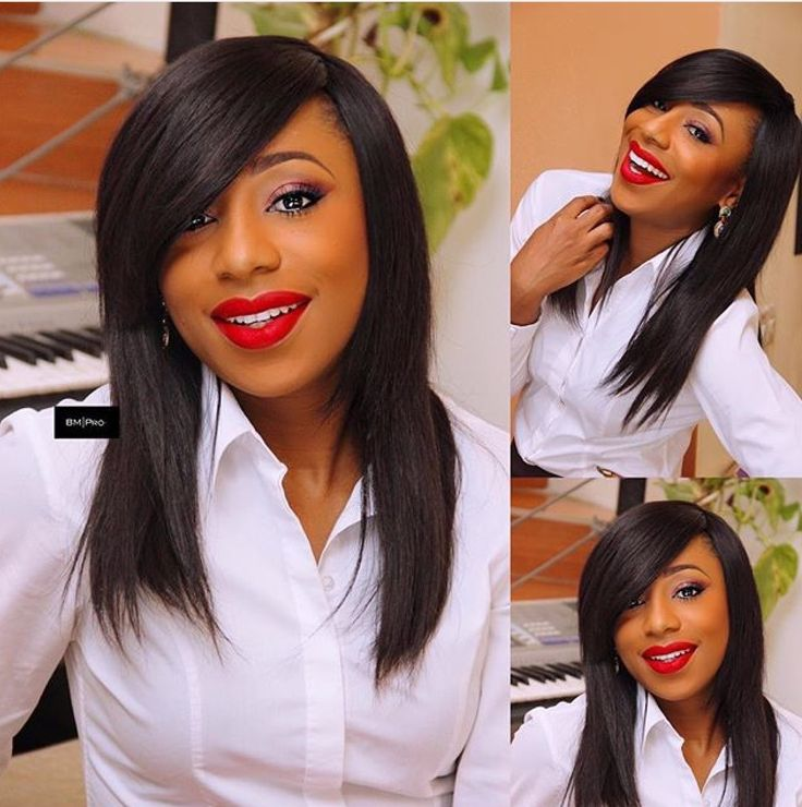Dakore Akande is the latest celebrity to be rocking box braids. Professional makeup artist, Banke Meshida posted these lovely pictures on Instagram revealing Dakore's sleek hair updo. Dakore beautifully rocked…