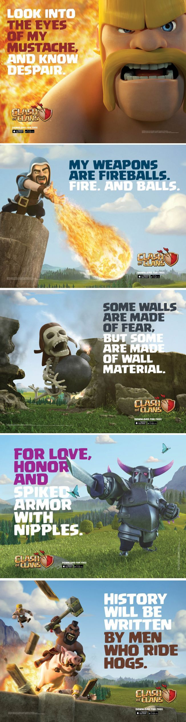 clash of the clans advertisements www.clasherlab.com Visit For Website For Laster Clash of clans Content and Updates ! #Clasherlab