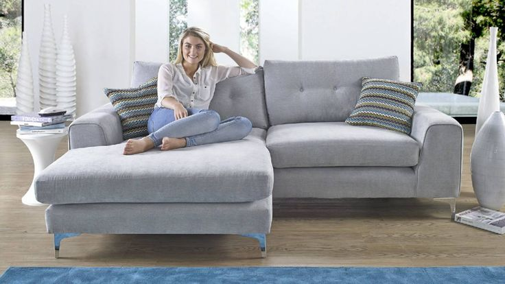 Demure Fabric Sofa Range | Sofology