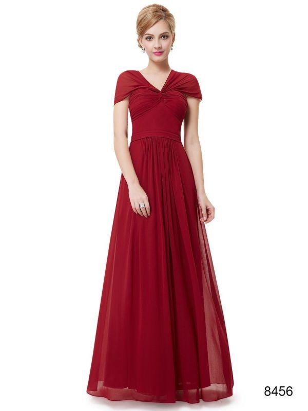 女性の美しさを強調するレッド系パーティーロングドレス - ロングドレス・パーティードレスはGN|演奏会や結婚式に大活躍!