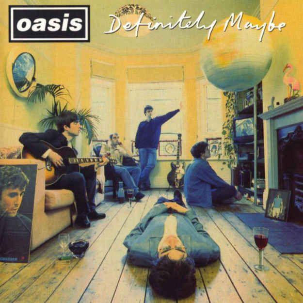 Oasis, Definitely Maybe (1994)