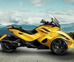 Linkies Contest Linkies: Win A 2013 #Can-Am Spyder Roadster - USA & CANADA