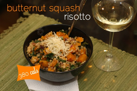 i am straight up obsessed with butternut squash recipes.