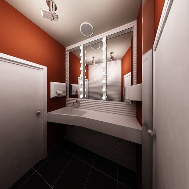 24 Best Modern Bathroom Small Space Images On Pinterest