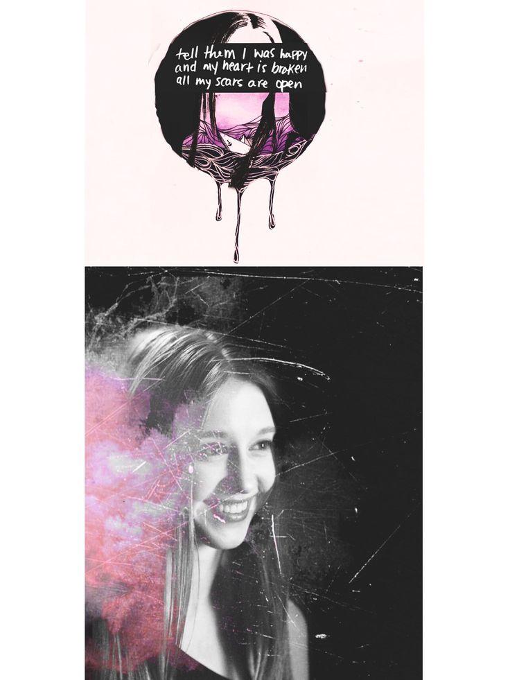 Violet AHS By LyingTeenDiaries on Instagram (Was Delena_Together_Forever)
