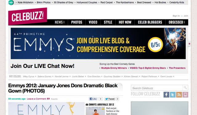 Best Sites to Track the Latest Celebrity News: Buzz Media