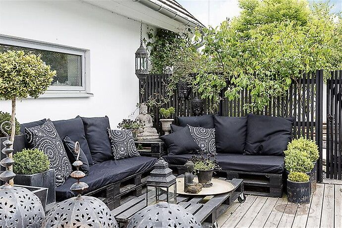 balkong soffa - Sök på Google