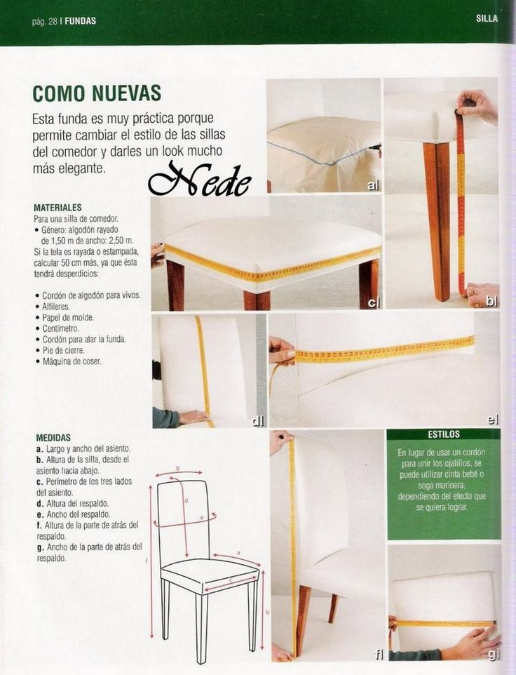 261 best images about forros para muebles y sillas on - Como hacer muebles ...