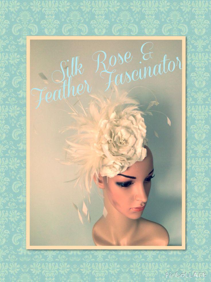 Pretty silk roses race wear or Bridal