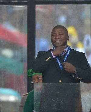 ANC fingers state for organising 'fake' interpreter - How confused are the ANC they now blaming the State - do they understand that the State cannot do anything without instructions given from the Governing body which is the ANC who won 2/3 of the elections - so in essence they are blaming themselves for appointing the fake sign language interpreter.