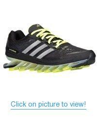 bcdf4065cfe3 ... get mens adidas springblade running shoes 10 black green men authentic  mens adidas 45669 8b12f