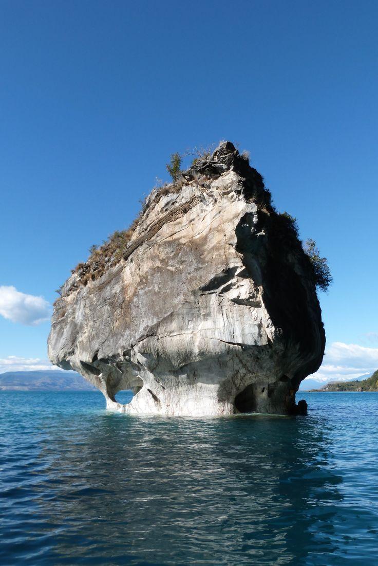 Capillas de Mármol, Lago General Carrera (Chile)