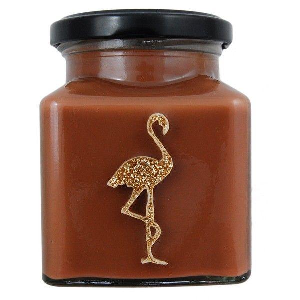 Warm Vanilla Sugar Flamingo Candle