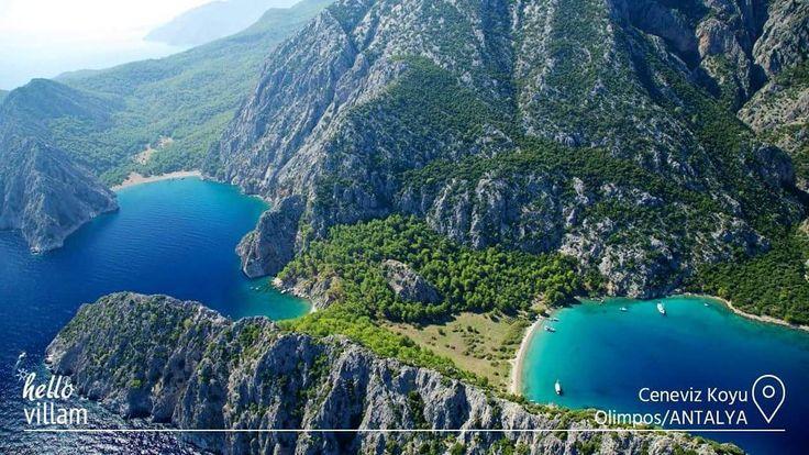 ❤ Ceneviz Koyu'nda kimle tatil yapmak isterdin? ❤ #ceneviz #koy #bay #doğa #nature #dağ #mountains #deniz #sea #plaj #beach #manzara #landscape #tatil #holiday #picoftheday #photooftheday #tekirova #olimpos #antalya #turkey