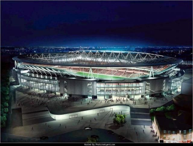 Emirates Stadium - Arsenal FC