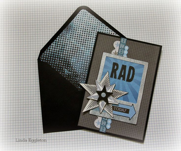 All About Scrapbooks - Kaisercraft, Off the Wall by Linda Eggleton