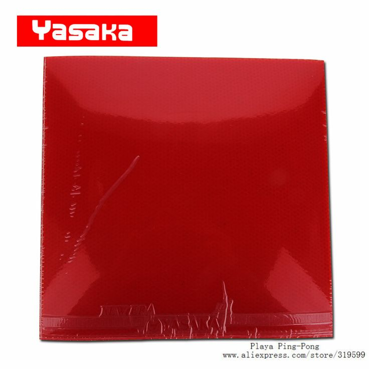 1x Yasaka NEW ERA 40mm Pips-in Table Tennis (PingPong) Rubber With Japan Sponge #Affiliate