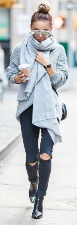 Trending casual outfits ideas for this winter 26