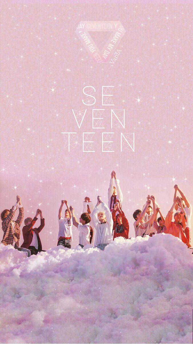 Seventeen Wallpaper Seventeen エスクプス サランヘヨ Seventeen