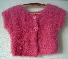 free knitting patterns for toddlers bolero 8 ply - Google Search