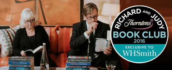 The Richard and Judy Book Club Spring 2016 - Welcome