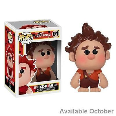 Wreck It Ralph Disney Pop Vinyl Figure in Stock | eBay http://popvinyl.net #popvinyl #funko #funkopop