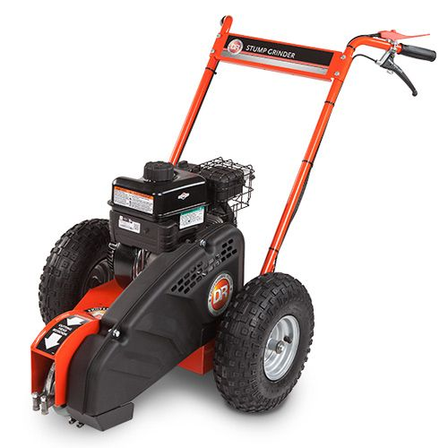 DR Stump Grinder 9.5 ft-lb Premier, Manual-Start