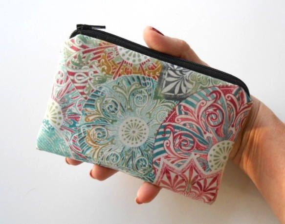 Excited to share the latest addition to my #etsy shop: Small Coin Purse Little Zipper Pouch ECO Friendly Padded Little Zippered Pouch NEW Bohemian Manor http://etsy.me/2DWQc3n #bagsandpurses #jpatpurses #zipperedpouch #coinpurse #paddedpouch #zipperpouch #zippercoinpur