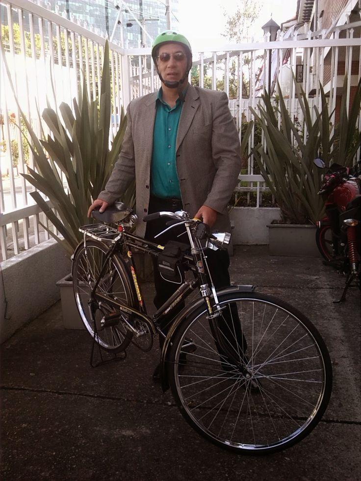 EL PEATÓN: Alabanza de la bicicleta