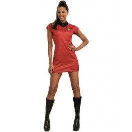 Star Trek Movie Uhura Costume £32.99 : Get It On Fancy Dress Superstore, Fancy Dress & Accessories For The Whole Family. http://www.getiton-fancydress.co.uk/tvmusicfilm/startrek/startrekmovieuhuracostume#.UzyT66KNJ0o